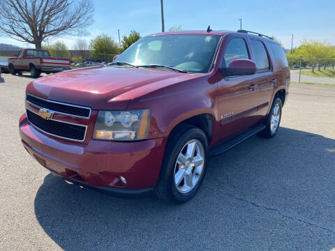 2007 Chevrolet Tahoe for sale at Steve Johnson Auto World in West Jefferson NC