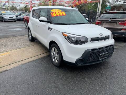 2014 Kia Soul for sale at Metro Auto Exchange 2 in Linden NJ