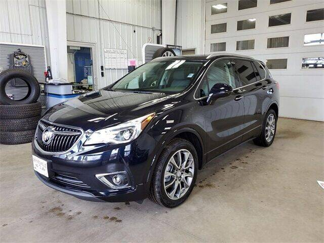 2020 Buick Envision for sale at Paynesville Chevrolet - Buick in Paynesville MN