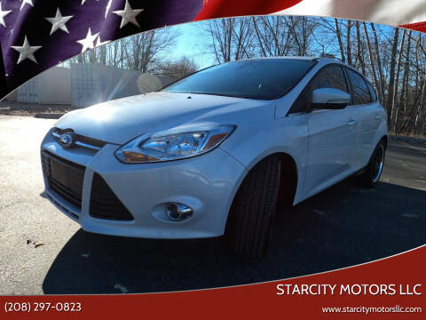 2012 Ford Focus for sale at StarCity Motors LLC in Garden City ID