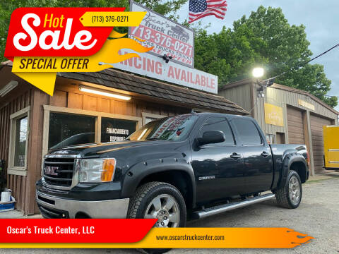 2010 GMC Sierra 1500 for sale at Oscar's Truck Center, LLC in Houston TX