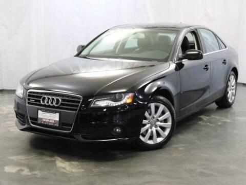 2012 Audi A4 for sale at United Auto Exchange in Addison IL