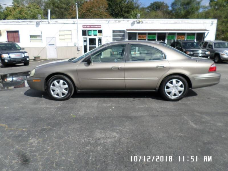2004 Mercury Sable for sale at XXX Kar Mart in York PA