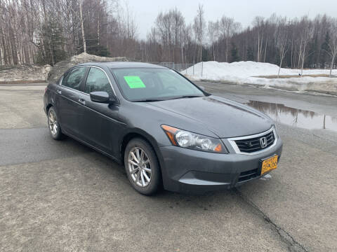 2008 Honda Accord for sale at Freedom Auto Sales in Anchorage AK