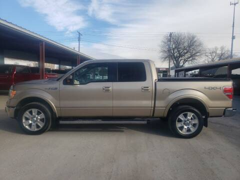 2013 Ford F-150 for sale at Faw Motor Co in Cambridge NE