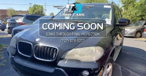 2009 BMW X5 for sale at D & D Used Cars in New Port Richey FL