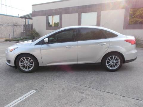 2016 Ford Focus for sale at ACH AutoHaus in Dallas TX