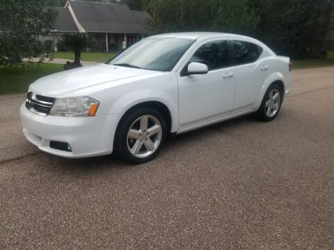 2013 Dodge Avenger for sale at J & J Auto Brokers in Slidell LA