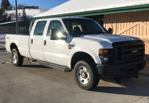 2009 Ford F-250 Super Duty for sale at Central City Auto West in Lewistown MT