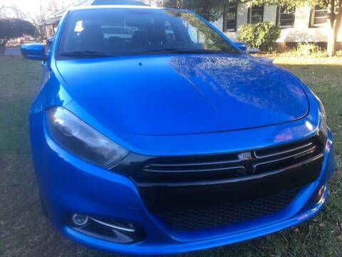 2015 Dodge Dart for sale at March Motorcars in Lexington NC