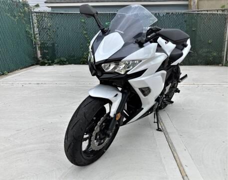2020 Kawasaki NINJA EX650M for sale at US Auto Network in Staten Island NY