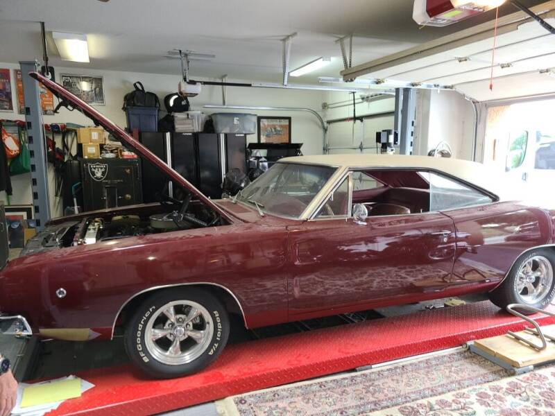 1968 Dodge Charger for sale at AZ Classic Rides in Scottsdale AZ