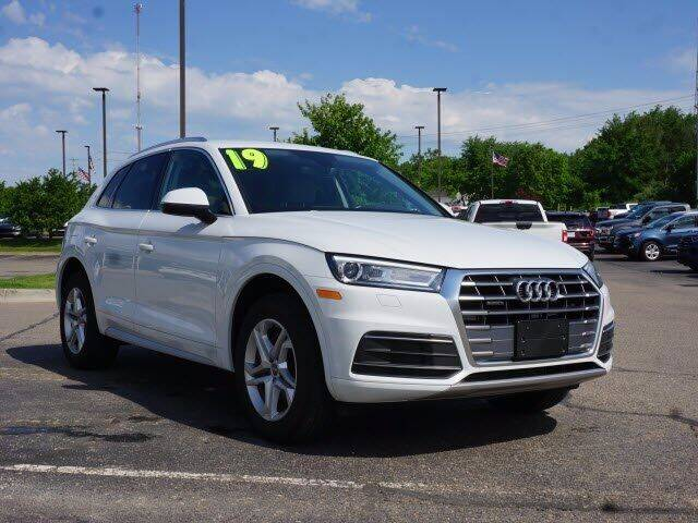 2019 Audi Q5 for sale at Szott Ford in Holly MI