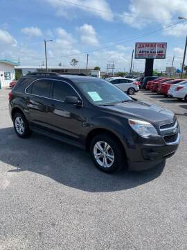 2014 Chevrolet Equinox for sale at Jamrock Auto Sales of Panama City in Panama City FL