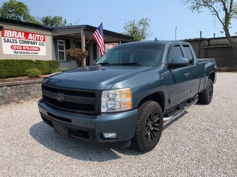 2009 Chevrolet Silverado 1500 for sale at Ibral Auto in Milford OH