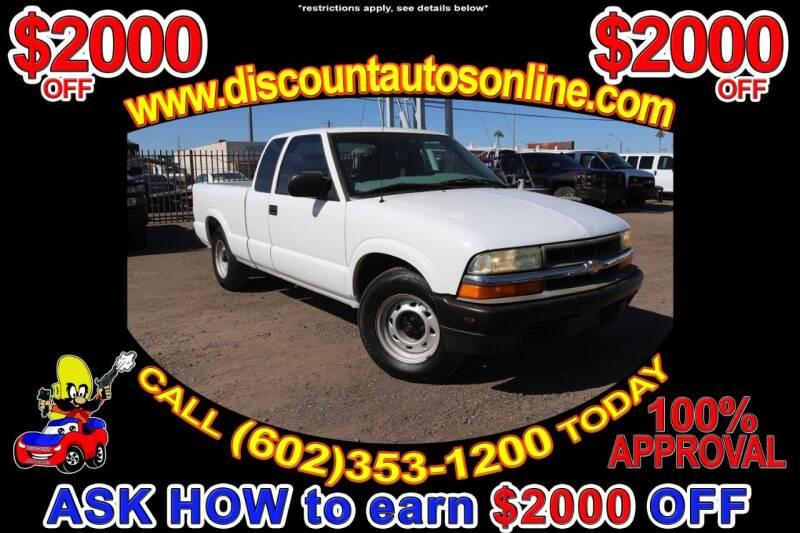 2003 Chevrolet S-10 for sale in Phoenix, AZ