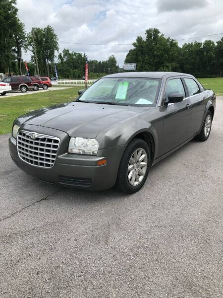 2008 Chrysler 300 for sale at IH Auto Sales in Jacksonville NC