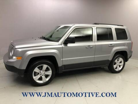 2014 Jeep Patriot for sale at J & M Automotive in Naugatuck CT