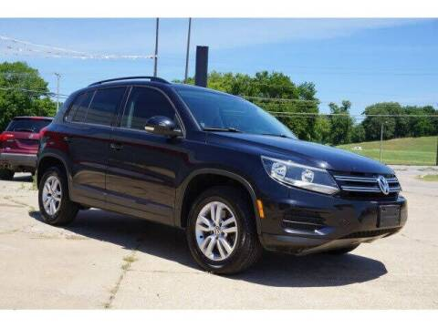 2015 Volkswagen Tiguan for sale at Sand Springs Auto Source in Sand Springs OK