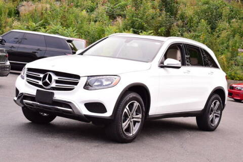 2018 Mercedes-Benz GLC for sale at Automall Collection in Peabody MA