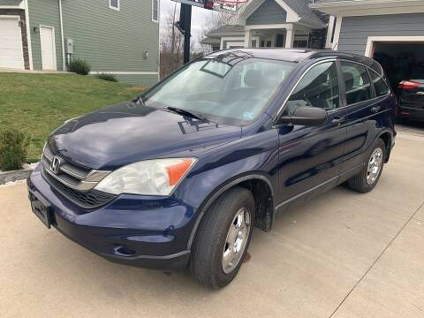 2010 Honda CR-V for sale at Auto Town Used Cars in Morgantown WV