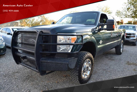 2011 Ford F-250 Super Duty for sale at American Auto Center in Austin TX