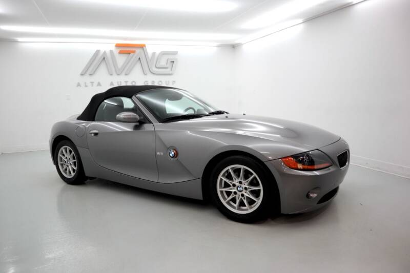2003 BMW Z4 for sale at Alta Auto Group LLC in Concord NC