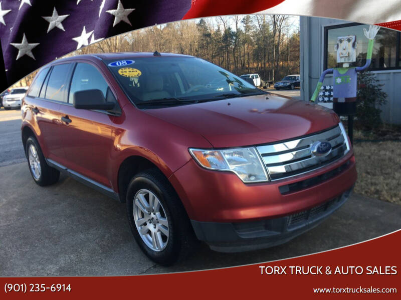 2008 Ford Edge for sale at Torx Truck & Auto Sales in Eads TN