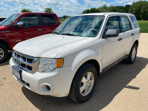 2010 Ford Escape for sale at RDJ Auto Sales in Kerkhoven MN