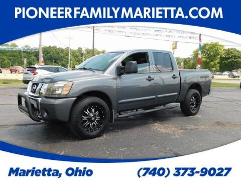 2008 Nissan Titan for sale at Pioneer Family preowned autos in Williamstown WV