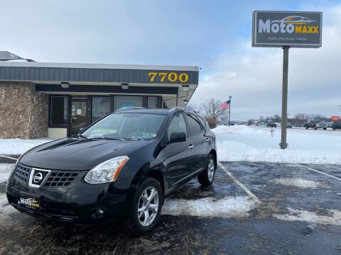 2010 Nissan Rogue for sale at MotoMaxx in Spring Lake Park MN