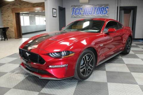 2020 Ford Mustang for sale at TCC Motors in Farmington Hills MI