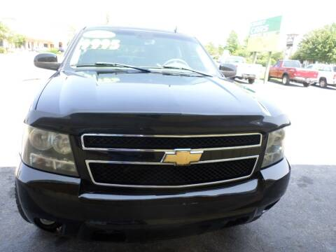 2007 Chevrolet Tahoe for sale at Credit Cars of NWA in Bentonville AR