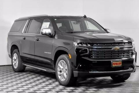 2021 Chevrolet Suburban for sale at Washington Auto Credit in Puyallup WA