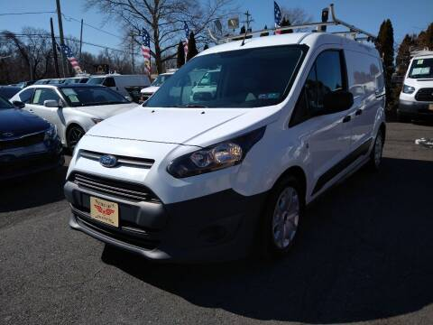 2017 Ford Transit Connect Cargo for sale at P J McCafferty Inc in Langhorne PA