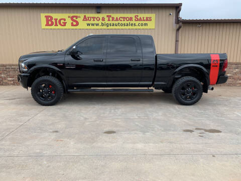 2015 RAM Ram Pickup 2500 for sale at BIG 'S' AUTO & TRACTOR SALES in Blanchard OK