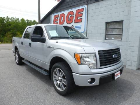 2014 Ford F-150 for sale at Edge Motors in Mooresville NC