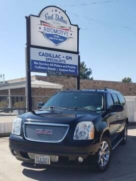 2008 GMC Yukon XL for sale at East Dallas Automotive in Dallas TX