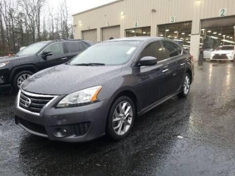 2014 Nissan Sentra for sale at DREWS AUTO SALES INTERNATIONAL BROKERAGE in Atlanta GA