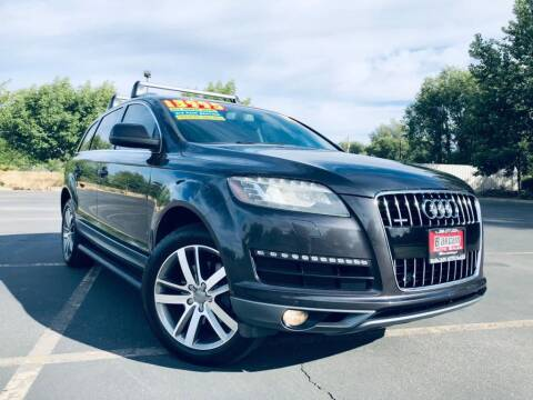 2010 Audi Q7 for sale at Bargain Auto Sales LLC in Garden City ID