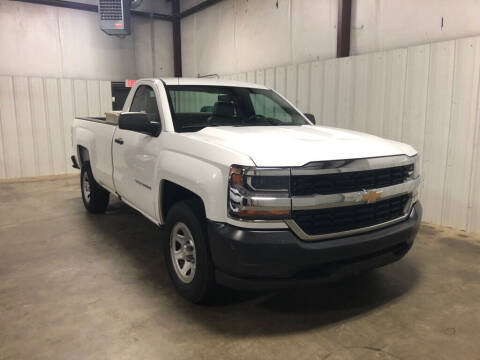 2016 Chevrolet Silverado 1500 for sale at Matt Jones Motorsports in Cartersville GA