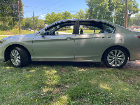 2013 Honda Accord for sale at Beckham's Used Cars in Milledgeville GA