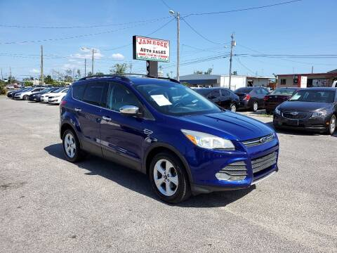 2013 Ford Escape for sale at Jamrock Auto Sales of Panama City in Panama City FL