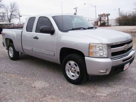 2010 Chevrolet Silverado 1500 for sale at CANTWEIGHT CLASSICS in Maysville OK