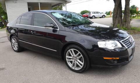 2008 Volkswagen Passat for sale at USA AUTO CENTER in Austin TX