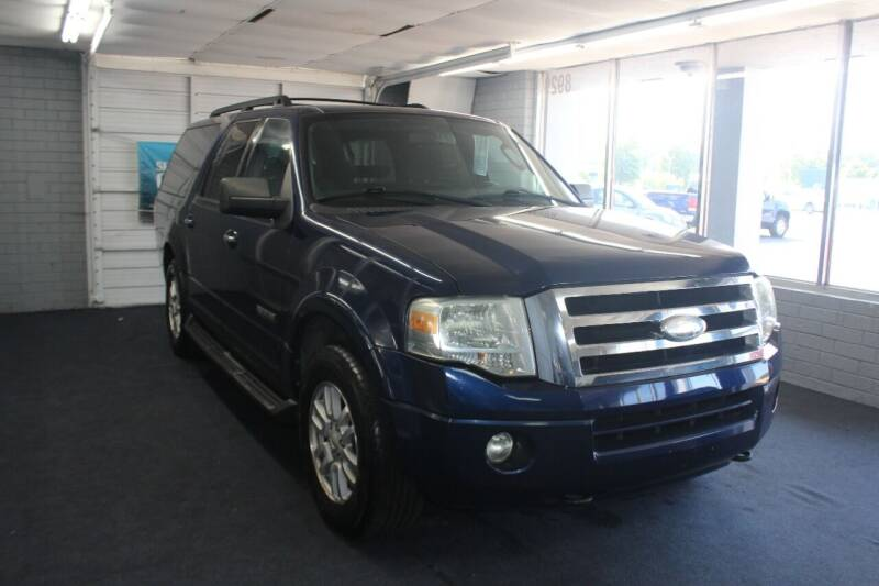 2008 Ford Expedition EL for sale at Drive Auto Sales in Matthews NC