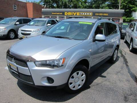 2011 Mitsubishi Outlander for sale at DRIVE TREND in Cleveland OH