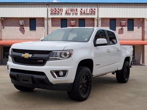 2018 Chevrolet Colorado for sale at Best Auto Sales LLC in Auburn AL