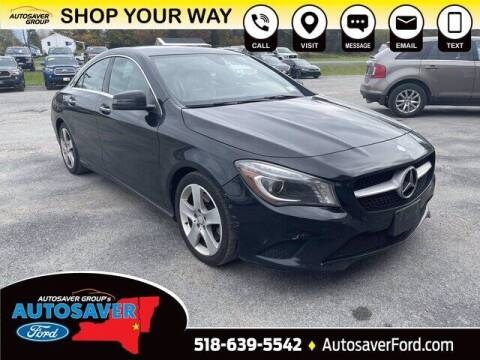 2015 Mercedes-Benz CLA for sale at Autosaver Ford in Comstock NY