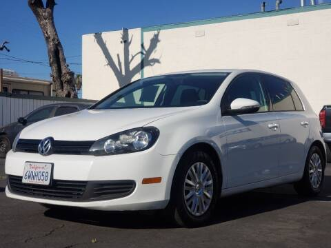 2012 Volkswagen Golf for sale at First Shift Auto in Ontario CA